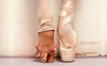 Pies ballet