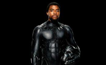 Chadwick Boseman, pantera negra
