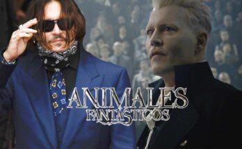 Johnny Depp Animales fantásticos 3