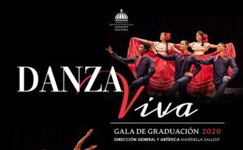 Danza viva, gala de graduación ENDANZA
